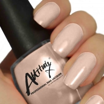 Attitude Gel Nail Polish Colour: Camisole Silk 15ml