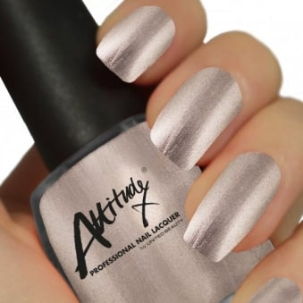 Attitude Gel Nail Polish Colour: Patina 15ml