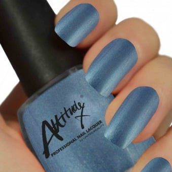 Attitude Gel Nail Polish Colour: Tidal Wave 15ml