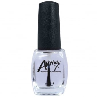 Attitude Gel Nail Polish: Top Coat 15ml