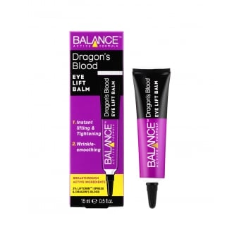 Balance Active Formula Dragons Blood Eye Lift Balm 15ml Anti-Ageing