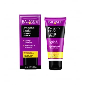 Balance Active Formula Dragons Blood Lifting Cream 50ml Anti-Ageing