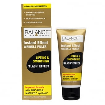 Balance Active Formula Instant Effect Wrinkle Filler 50ml Anti-Ageing