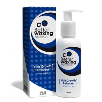 Better Waxing Hair Growth Retarder Body Lotion 150ml