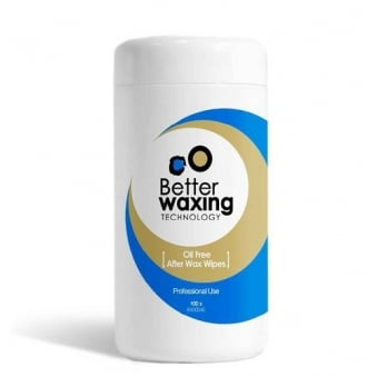 Better Waxing Oil-Free After Wax Wipes 100pcs