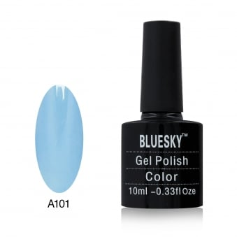 BLUESKY Blue Iris Gel Polish 10ml - A101