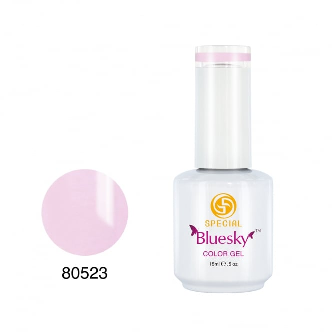 Bluesky Clearly Pink Gel Polish 15ml - 80523