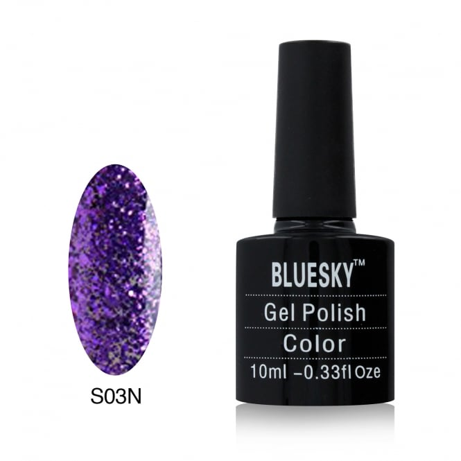 Bluesky Dancer Gel Polish 10ml - S03N