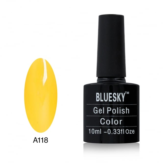 Bluesky Gel Polish 10ml - A118