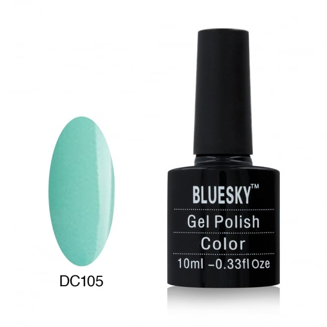 Bluesky Groovy Green Gel Polish 10ml - DC105