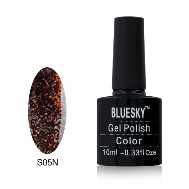 Bluesky Mince Pie Gel Polish 10ml - S05N