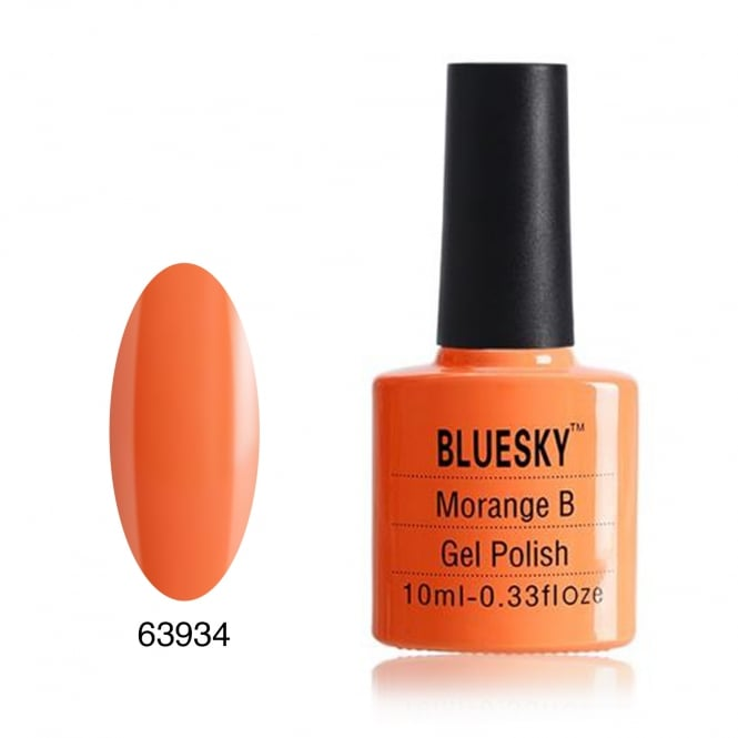 Bluesky Morange B Gel Polish 10ml - 63934