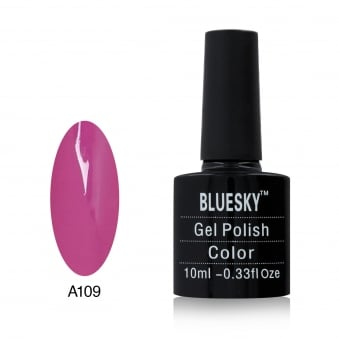 BLUESKY Purple Pink Gel Polish 10ml - A109