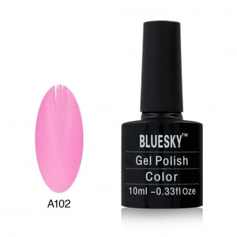 BLUESKY Victorian Rose Gel Polish 10ml - A102