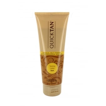 Body Drench Quick Tan Dark Gradual Self-Tanning Lotion 236ml