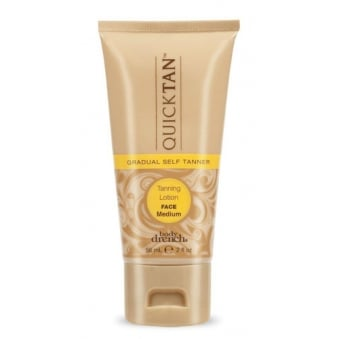 Body Drench Quick Tan Medium Self Tanner for Face 56ml
