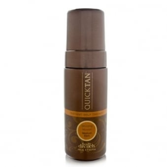 Body Drench QuickTan Instant Self Tan - Medium To Dark Mousse 125ml