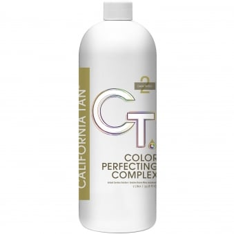 California Tan Color Perfecting Complex- Dark Tinted Instant Sunless Solution 1,000ml
