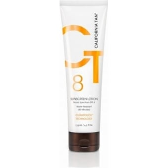 California Tan SPF 8 Lotion 133ml