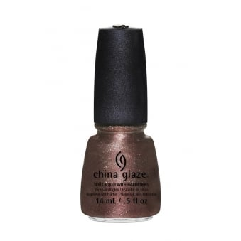 China Glaze Strike Up A Cosmo Nail Polish with Hardeners 14ml
