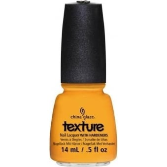 China Glaze Texture Toe Tally Nail Polish with Hardeners 14ml