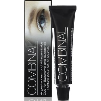 Combinal Black Eyelashes Tint 15ml