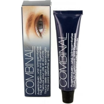 Combinal Blue Eyelash & Eyebrow Tint 15ml