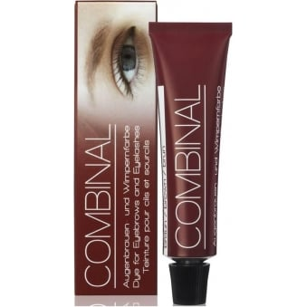 Combinal Brown Eyelash & Eyebrow Tint 15ml