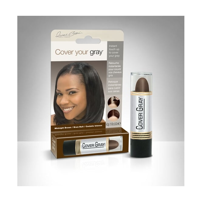 Cover Your Gray CYG Hair Colour Touch Up Stick - Midnight Brown