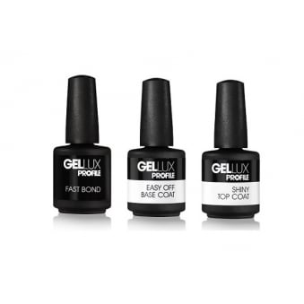 Gellux Professional Essentials Nail Kit