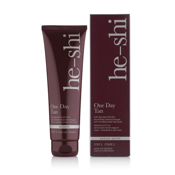 He-Shi One Day Tan 150ml False Fake Sunless Tan Lotion
