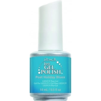 IBD Just Gel Polish Island of Eden Holiday Blues 14ml - 2016 Spring Collection