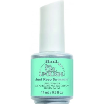 IBD Just Gel Polish Island of Eden Keep Swimmin 14ml - 2016 Spring Collection