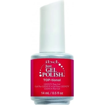 IBD Just Gel Polish Island of Eden TOP-tional Gel 14ml - 2016 Spring Collection