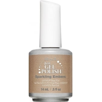 IBD Just Gel Sparkling Embers Gel Polish 14ml