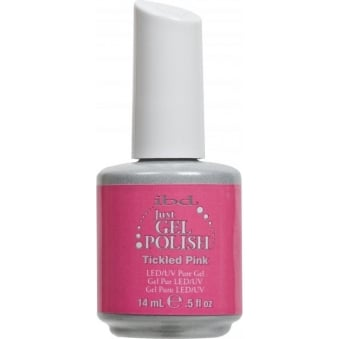 IBD Just Gel Tickled Pink Gel Polish 14ml