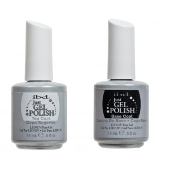 IBD Top Coat and Base Coat Duo Pack Kit
