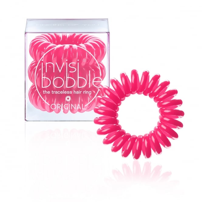 Invisibobble Original Traceless Hair Ring & Band Pinking of You Pack Of 3