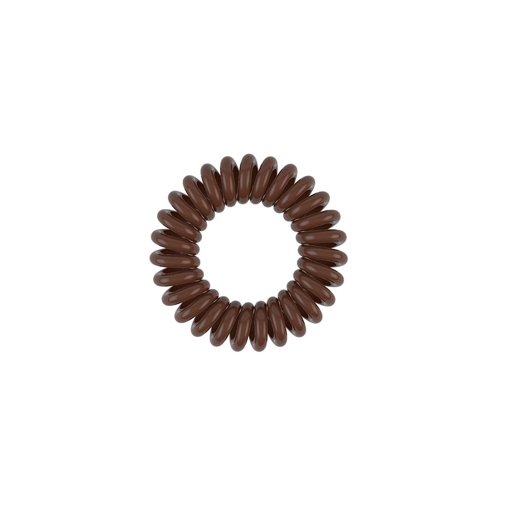 Invisibobble invisibobble POWER Pretzel Brown Traceless Hair Ring ... 13134d52046