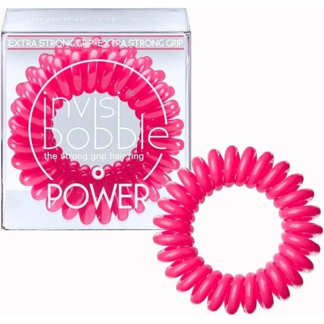 Invisibobble Power Traceless Hair Ring & Band Pinking of you Pack Of 3