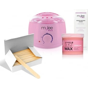 Just Beauty Waxing Kit Heater For Depilation