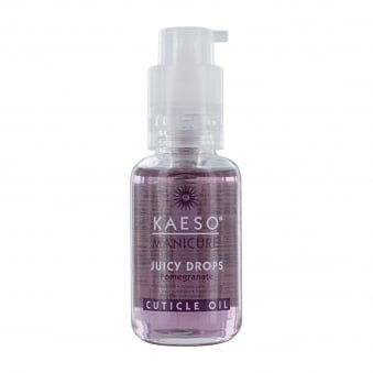 Kaeso Juicy Drops Pomegranate Cuticle Oil 50ml