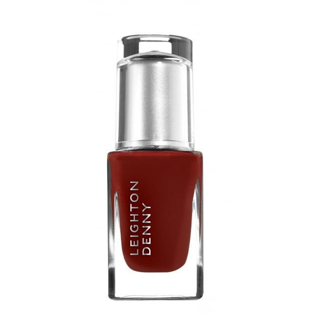 Leighton Denny Feel the Burn Nail Polish 12ml