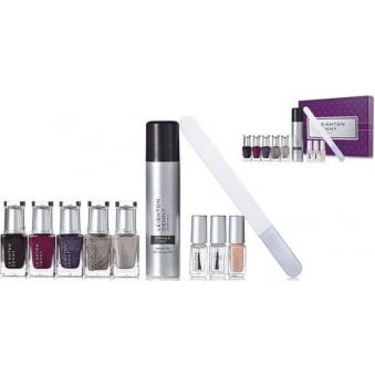Leighton Denny The Regal Collection 10 Piece Manicure Kit Christmas