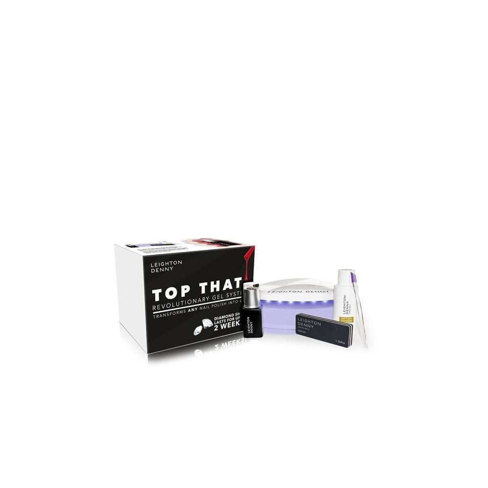 Leighton Denny Top That Gel System Kits From Hsnf Ltd Uk