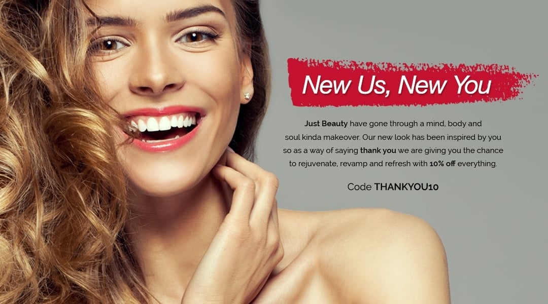 New Us New You