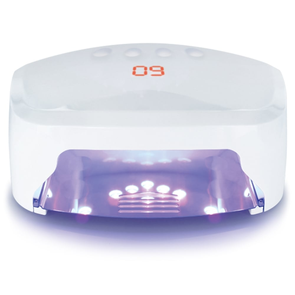 Mylee 2nd Gen Professional White LED Nail Lamp   Large