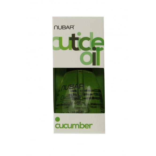 Nubar Cucumber Cuticle Soothes & Softens Cuticles 15ml