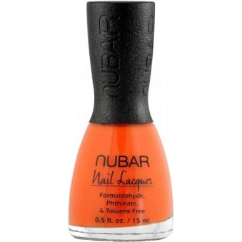 Nubar Hot Red Nail Polish 15ml