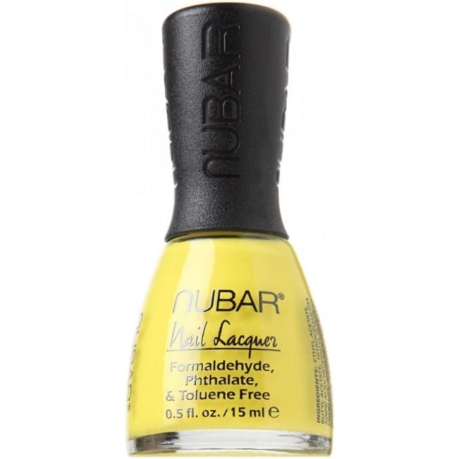 Nubar Resort Yellow Nail Polish 15ml